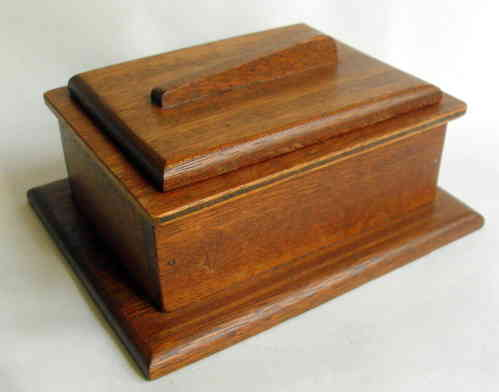 Wooden utility design box
