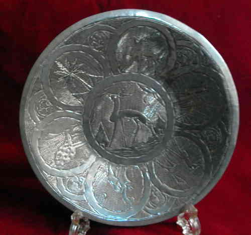 Eastern plated coin tray 3