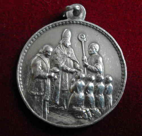 Souvenir of Confirmation Silver