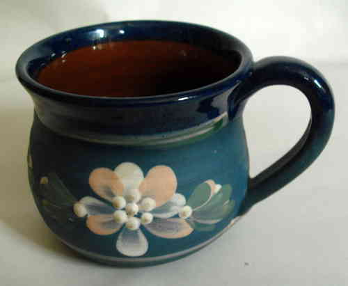 Haseley Manor bisque mug