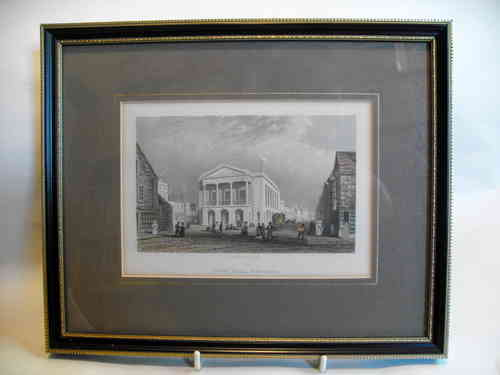 T Barber Newport TH engraving