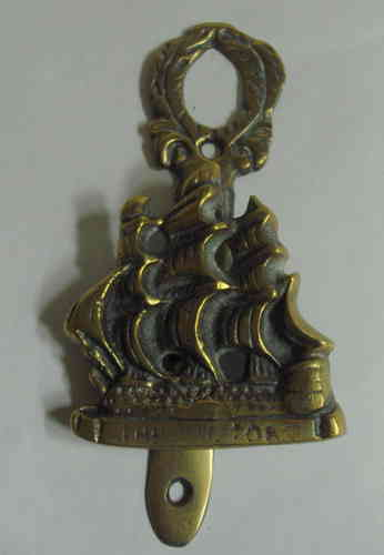 HMS Victory door knocker