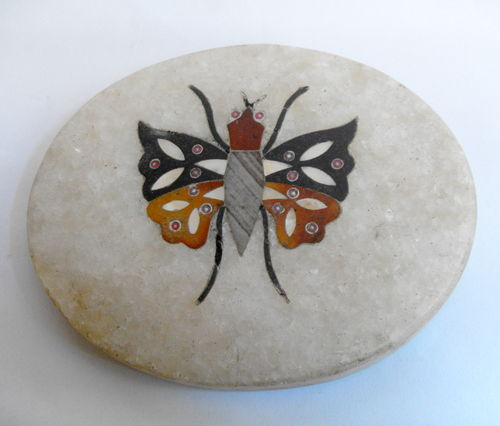 Pietre dure insect deskweight