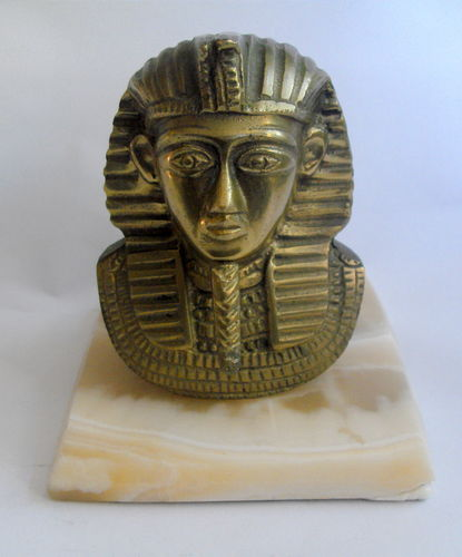 Pharoah head desk weight AF