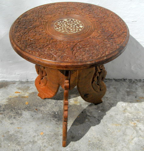 Collapsible Indian table