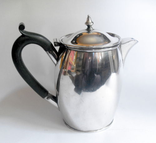 Water Jug with ebonised handle