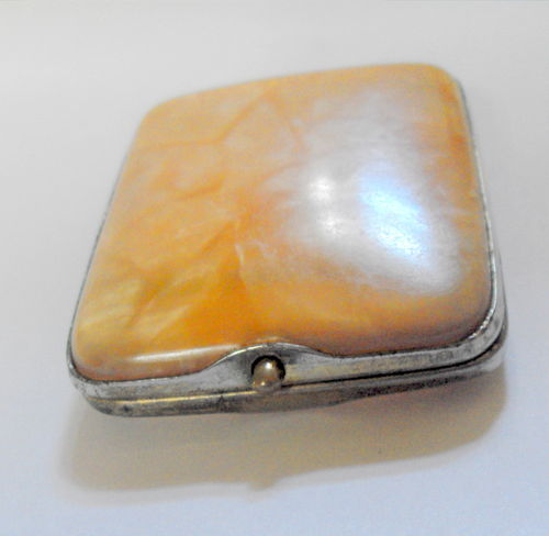 Lucite match book holder