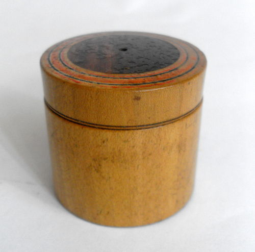 Small screw top counter box