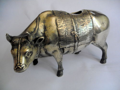 Large Sacred cow censer