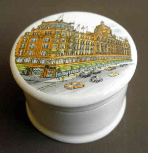 China Harrods ring box