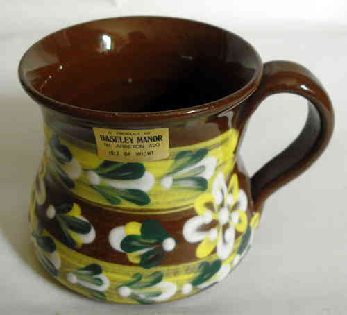 Haseley Manor floral mug