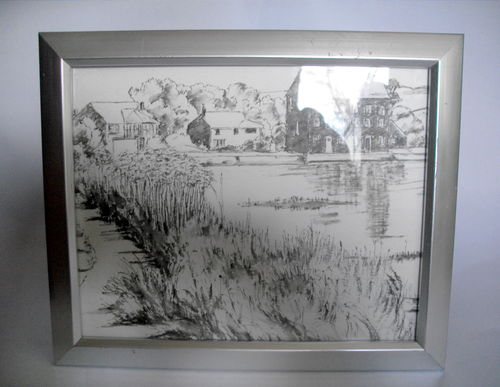 Original sketch West Wight