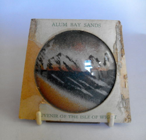 Alum Bay Sands Souvenir