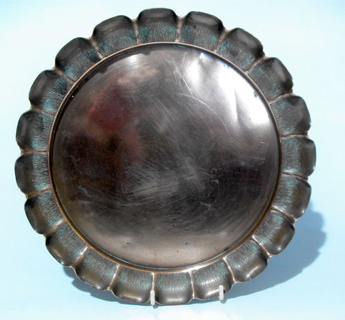 J Sankey Salver / Card Tray